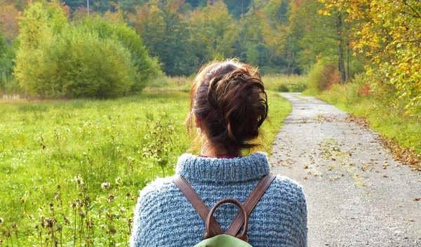 Польза прогулки на свежем воздухе