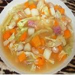 Боннский суп для похудения. Рецепт и меню на 7 дней