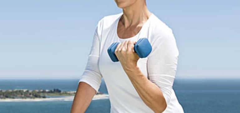 Упражнения для укрепления костей