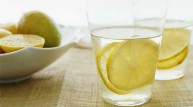 Вред воды с лимоном