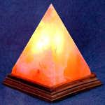 Лечение соляной лампой