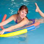 Фитнес в воде