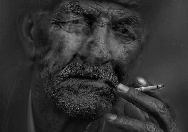 Внешность при курении