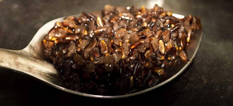 Бурый рис для очищения организма