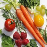 Фрукты и овощи для сердца