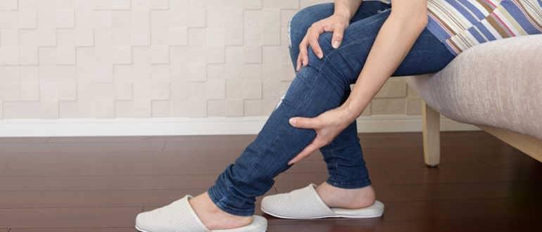 Синдром беспокойных ног лечение при хпн