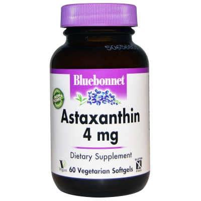 Антиоксидант астаксантин