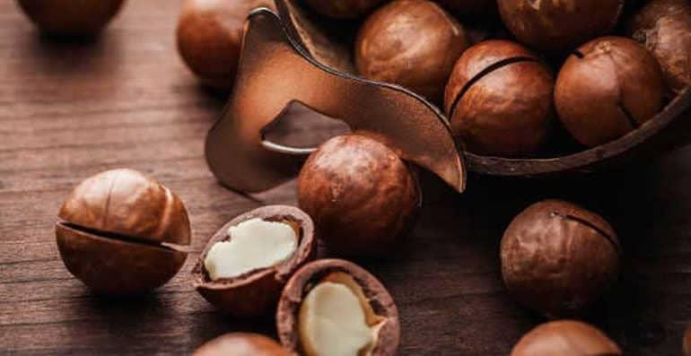 Как открыть орехи макадамия