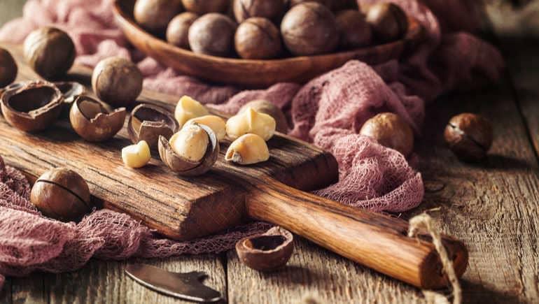 Орехи макадамия для мужчин