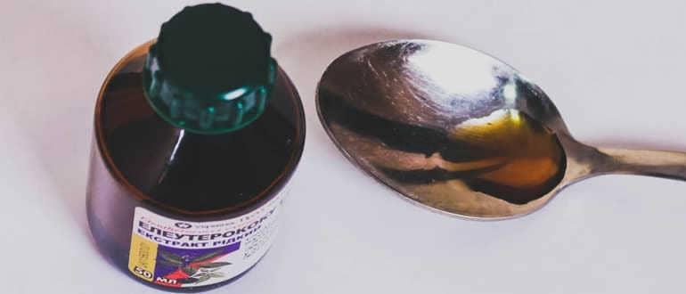 Настойка элеутерококка - польза и вред, инструкция по применению, видео