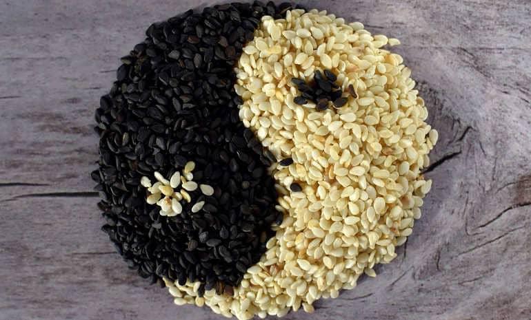 Полезные свойства кунжутного семени