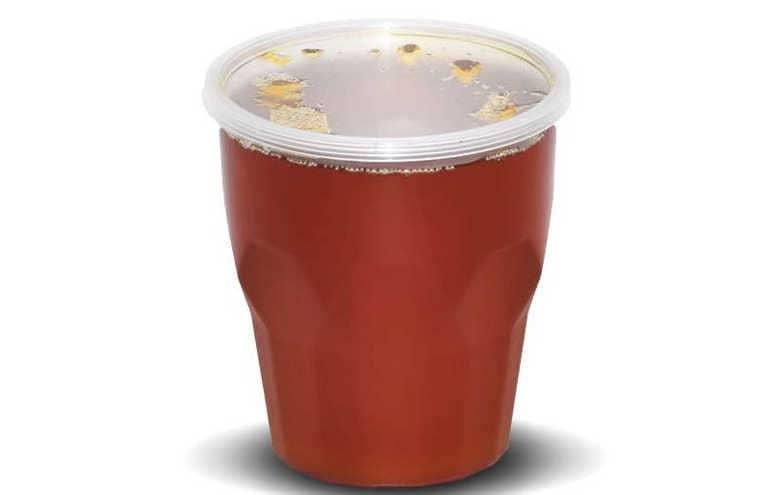 Сироп из клубней топинамбура