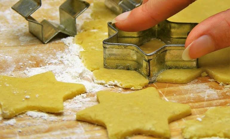 Печенье без глютена
