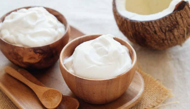 Йогурт без лактозы