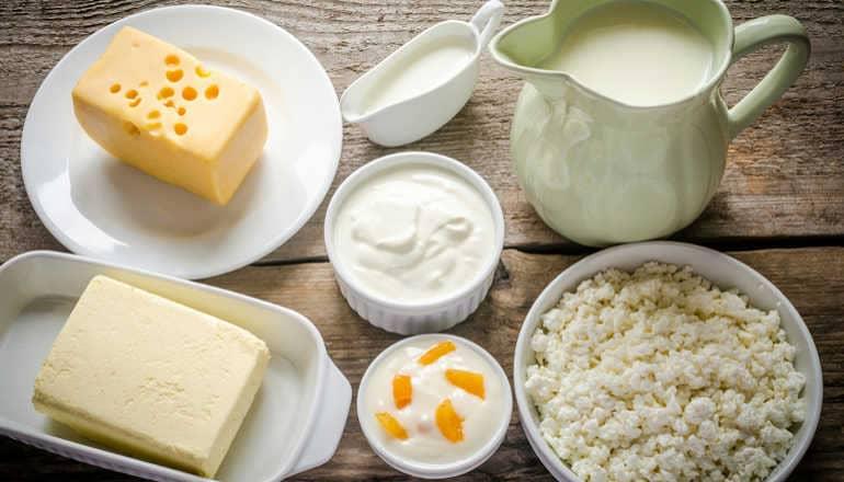 Продукты содержащие лактозу