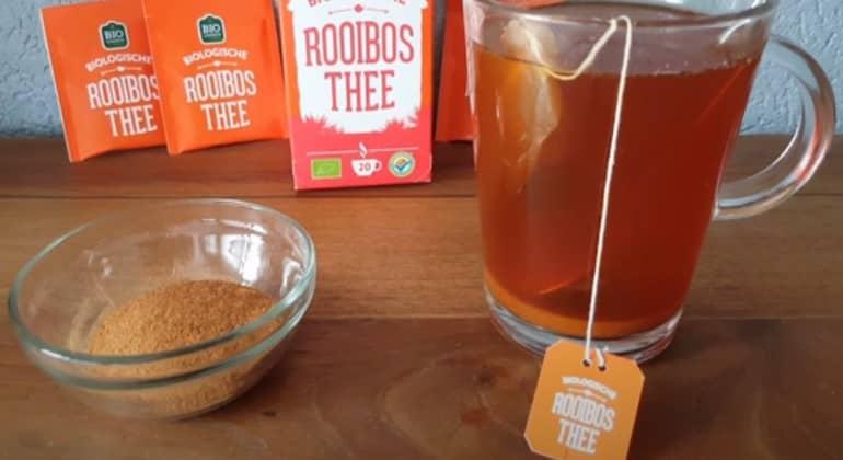 Цена чая ройбуш