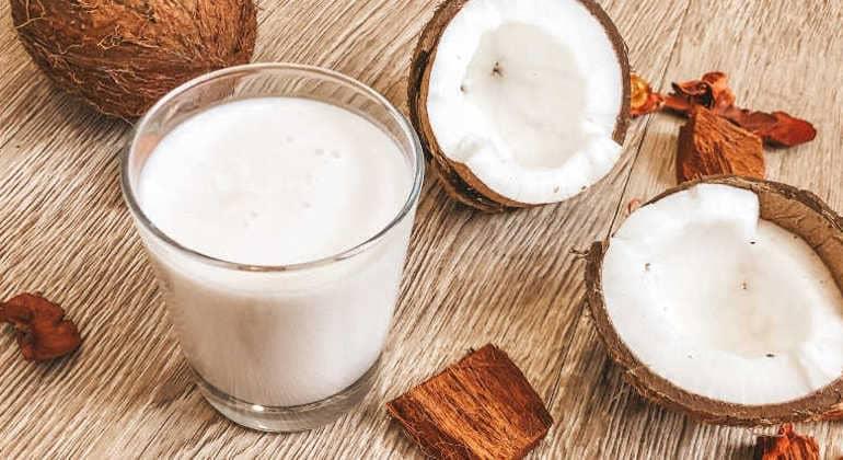 Польза кокосового молока